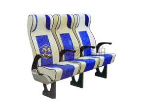 铝制客轮座椅皮革