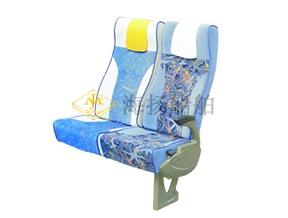 定制铝制客轮座椅