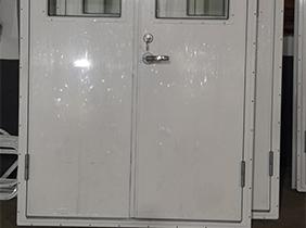 铝制轻型风雨密门案例(19)