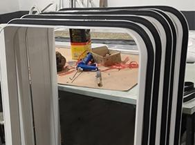 铝质风雨密双移窗案例(13)