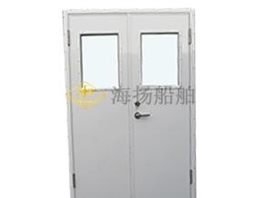 铝制通道双开门
