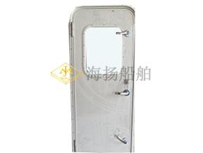 铝制轻型风雨密门